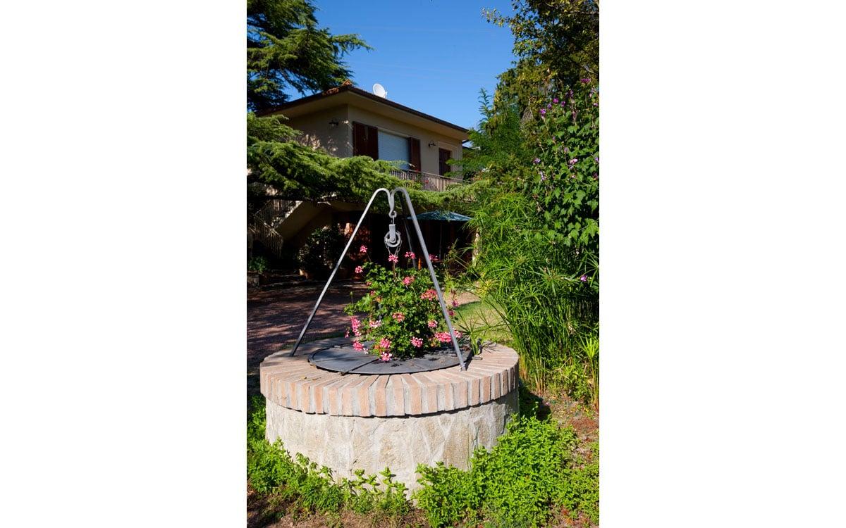 Ferienwohnung Toskana 3 Brunnen