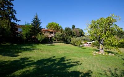 Ferienwohnung Toskana 3 Garten 02
