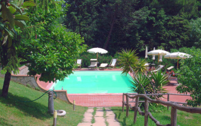 Ferienwohnung Toskana 3 Pool 02