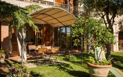 Ferienwohnung Toskana 3 Terrasse 02
