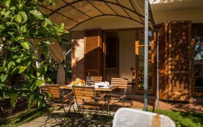 Ferienwohnung Toskana 3 Terrasse 14