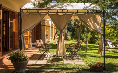 Ferienwohnung Toskana 3 Terrasse 16