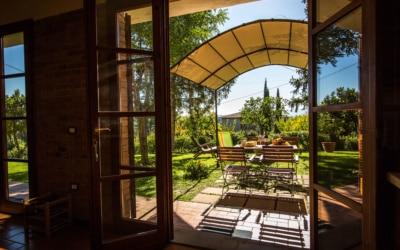 Ferienwohnung Toskana 3 Terrasse 17