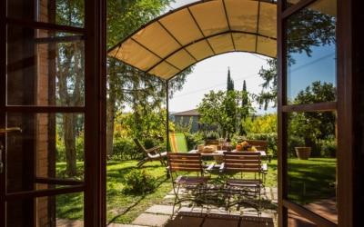Ferienwohnung Toskana 3 Terrasse 18