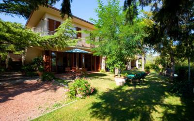 Ferienwohnung Toskana 3 Terrasse 20
