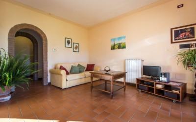 Ferienwohnung Toskana 3 Wohnraum 05