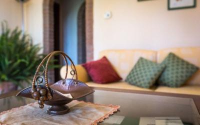 Ferienwohnung Toskana 3 Wohnraum 08