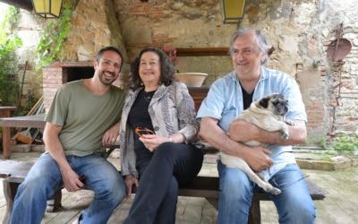 Ferienwohnungen Rosignano 1 Ihre Gastgeber (2)