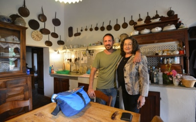 Ferienwohnungen Rosignano 1 Ihre Gastgeber (4)