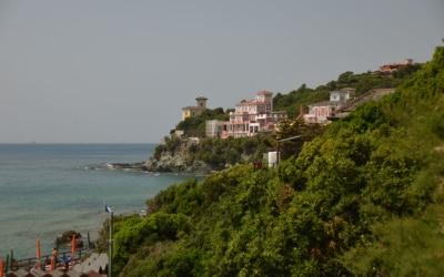 Ferienwohnungen Rosignano 1 Strand Castiglioncello (1)