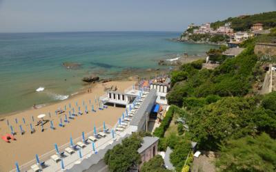 Ferienwohnungen Rosignano 1 Strand Castiglioncello (2)