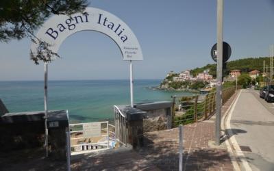 Ferienwohnungen Rosignano 1 Strand Castiglioncello (3)