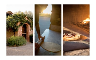 Landgut Terricciola Pizzaabend 1
