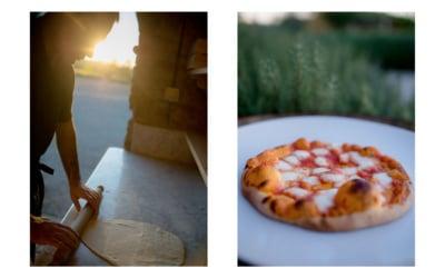 Landgut Terricciola Pizzaabend 2