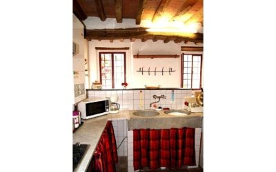 Landhaus Buti 1 Küche 02