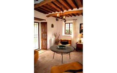 Landhaus Buti 1 Wohnraum 01