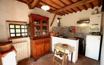 Landhaus Buti 2 Küche 01