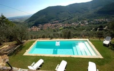 Landhaus Buti 2 Pool 01