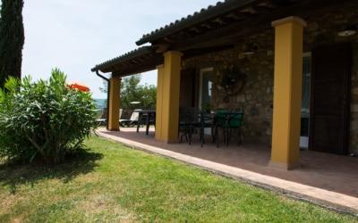 Landhaus Chianni 4 Außenansichten 12