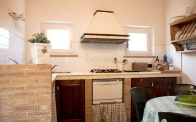 Landhaus Chianni 4 Küche 01