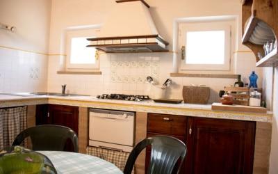 Landhaus Chianni 4 Küche 02
