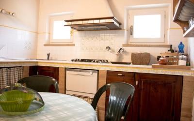 Landhaus Chianni 4 Küche 04