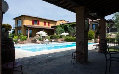 Landhaus Chianni 4 Pool 03