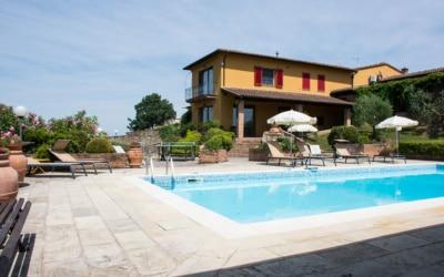 Landhaus Chianni 4 Pool 04