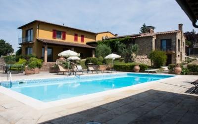 Landhaus Chianni 4 Pool 05
