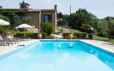 Landhaus Chianni 4 Pool 06