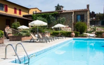 Landhaus Chianni 4 Pool 07