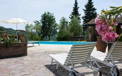 Landhaus Chianni 4 Pool 08