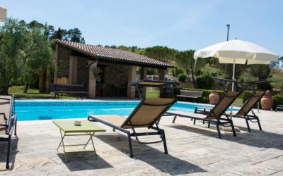 Landhaus Chianni 4 Pool 09