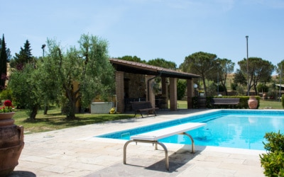 Landhaus Chianni 4 Pool 10