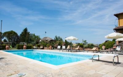 Landhaus Chianni 4 Pool 17