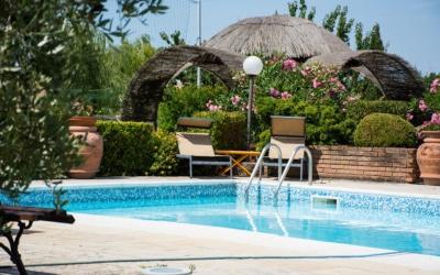 Landhaus Chianni 4 Pool 19