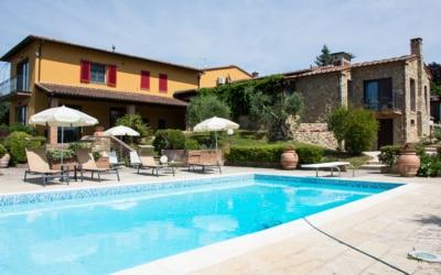 Landhaus Chianni 4 Pool 20