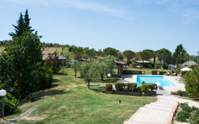 Landhaus Chianni 4 Pool 25