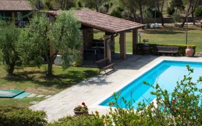 Landhaus Chianni 4 Pool 31