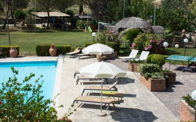 Landhaus Chianni 4 Pool 32