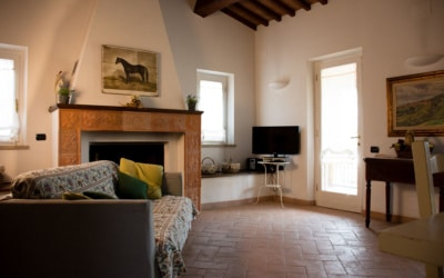 Landhaus Chianni 4 Wohnbereich 02