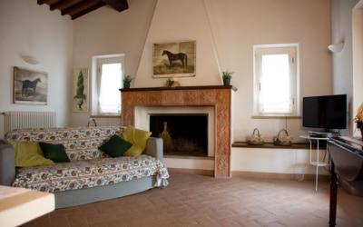 Landhaus Chianni 4 Wohnbereich 03