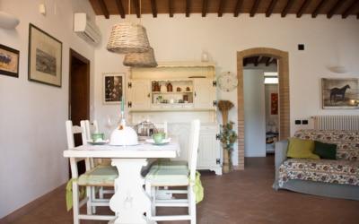 Landhaus Chianni 4 Wohnbereich 04