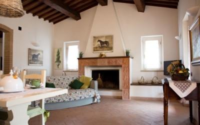 Landhaus Chianni 4 Wohnbereich 05