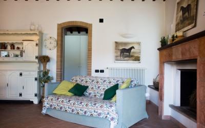 Landhaus Chianni 4 Wohnbereich 08