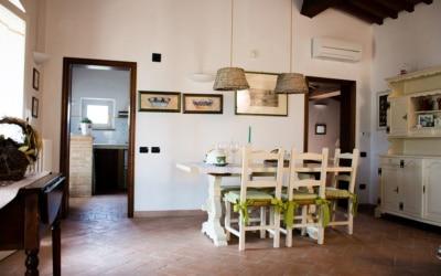 Landhaus Chianni 4 Wohnbereich 09