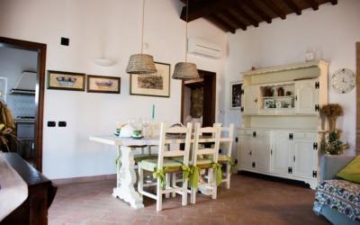 Landhaus Chianni 4 Wohnbereich 12