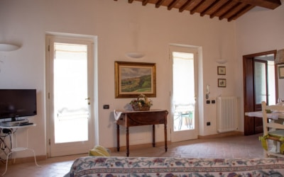 Landhaus Chianni 4 Wohnbereich 13