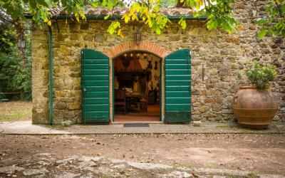 Landvilla Guardistallo Außenansichten 02