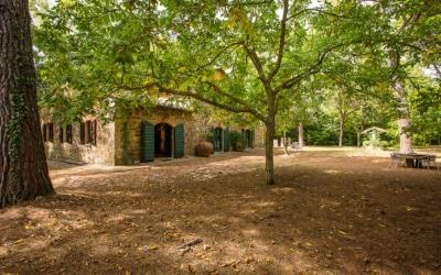 Landvilla Guardistallo Außenansichten 04